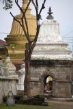 Sadhu in Shivalaya Pashupatinath