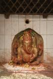 Golden Ganesha Shrine Kathmandu