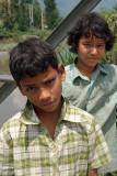 Kathmandu Kids Playing it Cool