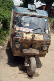 Rusty Tuk Tuk Kathmandu