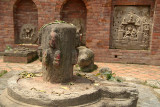 Shiva Linga and Yoni Kathmandu