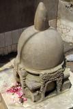 Small Stone Stupa in Kathmandu