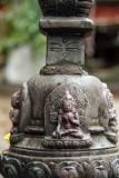 Stone Buddhist Stupa Kathmandu