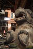 Stone Fu in Kathmandu