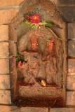 Carving of Krishna Bhaktapur