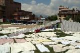 Washing Drying in Kathmandu