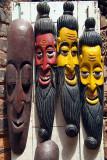 Masks for Sale Bhaktapur