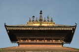Roof of Bhairabnath Mandir Bhaktapur