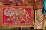 Sequinned Elephant Bhaktapur