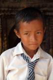 Schoolboy Bhaktapur