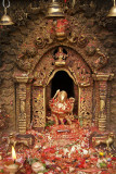Shrine on Bhairabnath Mandir Bhaktapur