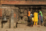 Shrine on Bhairabnath Mandir Bhaktapur 02