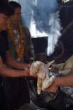 Butchered Goat Dakshinkali 03