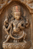 Annointed Statue Kirtipur