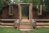 Ruins at Anuradhapura