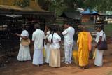 Sri Lankan Buddhist Pilgrims