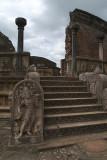 Vatadage in Quadrangle Polonnaruwa