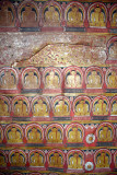 Painted Ceiling at Dambulla 02