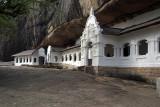 Dambulla Caves Exterior