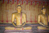 Statues and Paintings Dambulla
