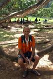 Chris in the Javan Fig