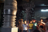 Looking in Awe at Chennakesava Temple Belur