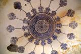 Fancy Ceiling at Bidar Fort