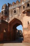Gateway to Bidar Fort