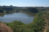 Tank in Bidar Fort