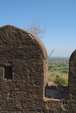 View from Bidar Fort