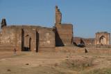 Ruins at Bidar Fort