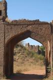 Under the Arch Bidar Fort