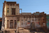 Half Demolished Building Bidar 02