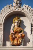 Detail on Papnas Temple Bidar
