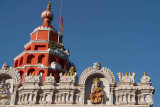 Roof of Papnas Temple Bidar