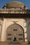 Entrance to Gol Gumbaz