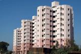 Pink Tower Block Bidar