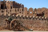 Cart by Bidar Fort