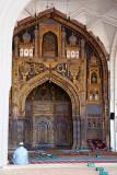 The Prayer Niche Jama Masjid Bijapur
