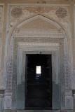 Doorway at Ibrahim Rouza