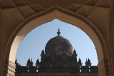 Framed by Arch Ibrahim Rouza