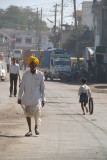 On the Road in Bijapur 03