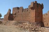Crumbling City Walls Bidar
