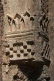 Detail on Choukhandi Tomb at Ashtur