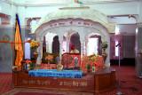 Inside Sikh Temple Bidar