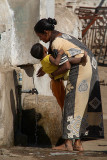 Mother and Child at Tap Bijapur
