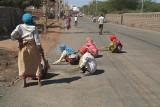 Road Workers Bidar