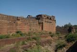 Outside the Fort Bidar