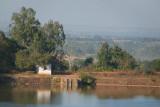 Tank near Papnas Temple Bidar