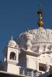 Roof of Sikh Temple Bidar 02